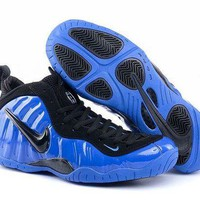 DCCKL8A Jacklish Girls Nike Air Foamposite Pro Ben Gordon Hyper Cobalt-black