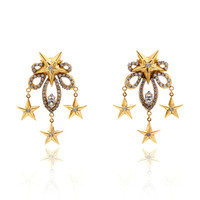 Reach For The Stars Earrings | Moda Operandi
