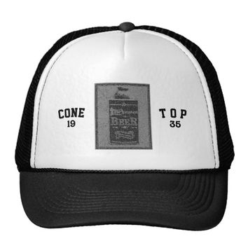 Cone Top-1935-Blue/Grey Trucker Hat