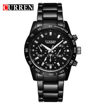 Men Watches Top Luxury Men Military Wristwatches Full Steel Men Sports Waterproof Watch
