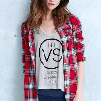 Flannel Essential Shirt - Victoria's Secret