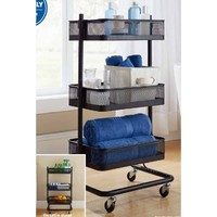 Mainstays Adjustable Utility Cart - Walmart.com