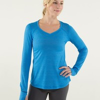 race me long sleeve | women's tops | lululemon athletica