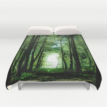 I found my way Duvet Cover by Xiari_photo | Society6