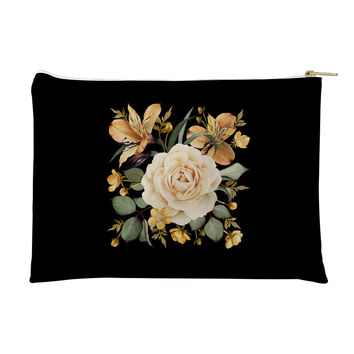 Evening Rose Pouch