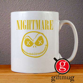Nightmare Ceramic Coffee Mugs