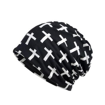 Sports Hat Cap trendy  2018 New Casual Spring Summer Lightweight Beanie Men Women Thin Hat Helmet Liner Cotton Face Mask Sports Cycling Hat Breathable KO_16_1