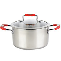 casserole Stainless steel soup pot soup thickening furnace interaural general cook noodles pots