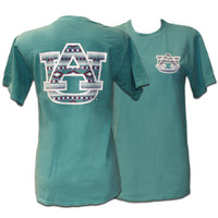 T-Shirt, Comfort Color Tribal Au | Auburn University Bookstore