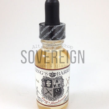 King's Barrel King's Henchman E-Juice