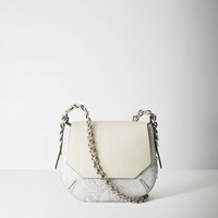 Shop the Bradbury Mini Flap Chain Hobo on rag & bone