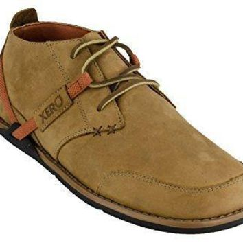 MDstyle  Shoes Coalton - Chukka  Leather Boot - Men