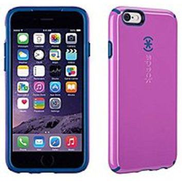 Speck Products SPK-A3106 CandyShell Case for iPhone 6s and iPhone 6 - Beaming Orchid Purple, Deep Sea Blue