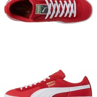 - BRASIL FIL CVS TRAINERS BY PUMA IN HIGH RISK RED WHITE