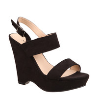 Buy Emerson Strap Wedge - Sizes 5-10 | Read Reviews | BIG W Online Store Australia