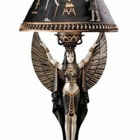 Lamps | Isis Egyptian Sculptural Table Lamp