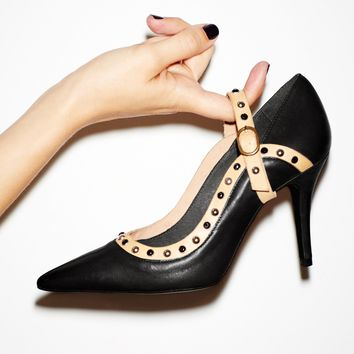 Free People Queen Of Diamonds Heel