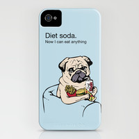 Diet Soda iPhone & iPod Case by Huebucket