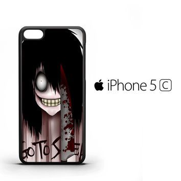 Jeff the Killer Y2143 iPhone 5C Case