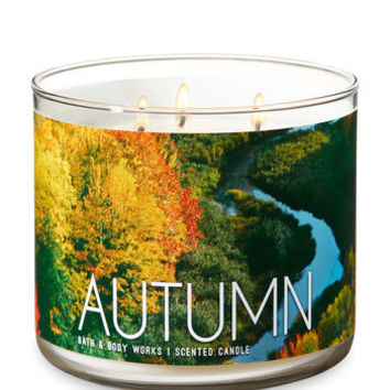 AUTUMN3-Wick Candle