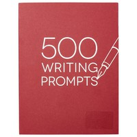 500 Writing Prompts Journal