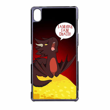 The Hobbit Baby Smaug Sony Xperia Z3 Case
