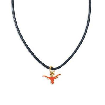 "Licensed Texas Longhorns Official NCAA 18"" Necklace UT by Wincraft 453081 KO_19_1"