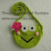 Froggy Purse on Luulla