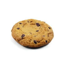 Miniature Chocolate Chip Cookie Magnet - Polymer Clay Cookie Magnet - Kitchen Decor - Realistic Food Magnet - Miniature Food - Fridge Magnet