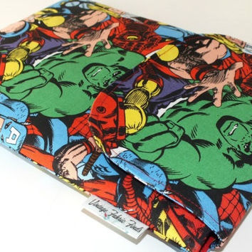 iPad Mini Sleeve iPad Mini Case Cover Padded iPad Mini Marvel COMIC