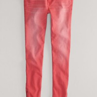 AEO 's Jegging Ankle (Starlet Pink)