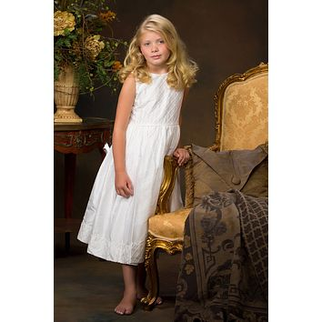 LuLu - Silk Communion Dress