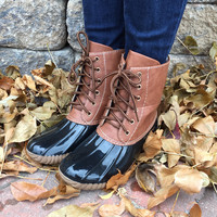 Dylan Duck Boot