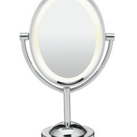 Conair, 7x Magnified Lighted Makeup Mirror, Chrome | macys.com
