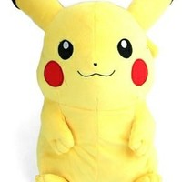 Pokemon Pikachu 18 Plush Back / Backpack