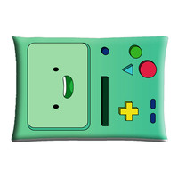 BMO The Adventure Time Beemo Case Cover Pillow