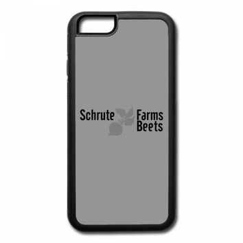 dwight schrute farms beets iPhone 7 Plus Case