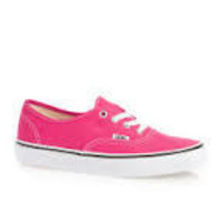 Vans Authentic K-Rouge Red-Tr Wht