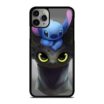 TOOTHLESS AND STITCH iPhone Case Cover