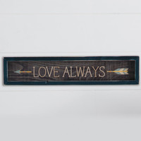 Love Always Arrow Art
