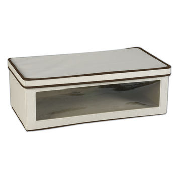 Large Vision Storage Box, Natural