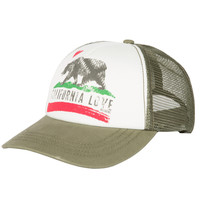 Billabong - Pitstop Trucker Hat / Boyscout Green