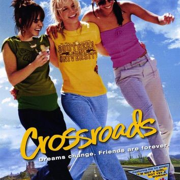 Crossroads 11x17 Movie Poster (2002)