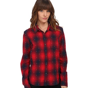 Obey Redwood Long Sleeve Button Down