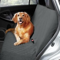Paws Life™ Bench Style Quilted Car Seat Cover