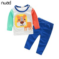 Cute Dog Print Clothing Suit