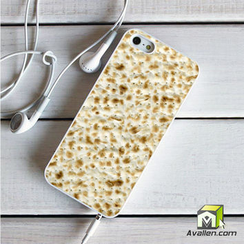 Passover Matzo  Matzah iPhone 5|5S case by Avallen