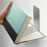 Umbra Small Concealed Bookshelf | Floating Book Shelf | The Shelving Store