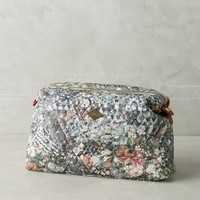 Oilily Germaine Cosmetic Case in Silver Size: One Size Bags
