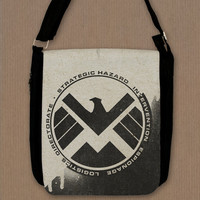 S.H.I.E.L.D. big shoulder bag  -  The Avengers